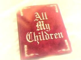 """All My Children"" Tribute Videos Make Me Dream Of A Lucrative Soap-Blogging Career"