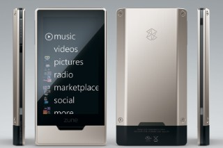 The Zune HD: Ooh, It's So Shiny