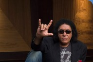 Dear Male Readers: Before You Pee On Gene Simmons, Could You Do Me A Favor And Take A Picture?