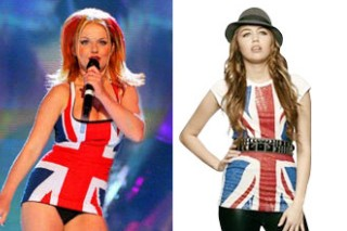 Miley Cyrus: Encouraging America's Youth To Dress Like A Slightly More Chaste Ginger Spice