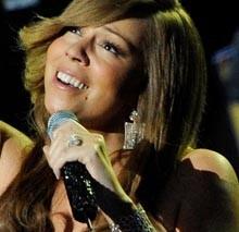 Mariah Carey Shows A Little Bit Of Her Love