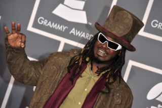 If It's Tuesday, It Must Be Time For T-Pain To Appear On Other Pop Stars' Songs