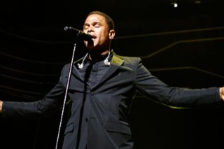 A Brief Note About Monday Night's Maxwell Show