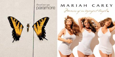 Is Paramore Going To Blast Past Mariah On The Charts?