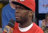 """50 Cent Tries To Play The Part Of """"The Sensitive One"""""""