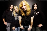 Megadeth Comes To Jimmy Fallon, Leaves Its Sound Guy Somewhere Outside