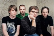 Death Cab For Cutie Sink Their Teeth Into The Vampire-Crazed Chick Demographic