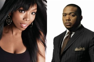 UPDATED: Timbaland Sounds Bran'Nu With Brandy… And Miley