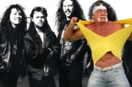 Picture, If You Will, A World Where Hulkamania Was Grafted On To Metallica