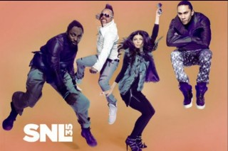 The Black Eyes Peas Boom Boom Pummel Kathie Lee On 'SNL'
