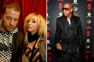 Jay-Z Has a Thing Thing for the Ting Tings