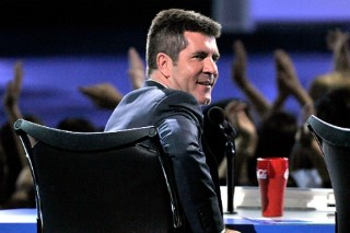 It's (Not Quite) Official: Simon Cowell To Leave 'American Idol'