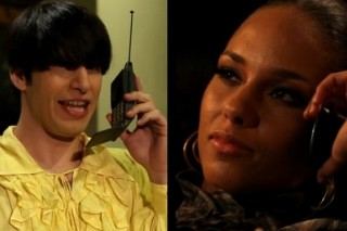 Alicia Keys Can Always Get A Job In Phone Sex If Singing Doesn't Work Out