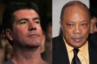 Simon Cowell And Quincy Jones Plan Haiti Charity Singles