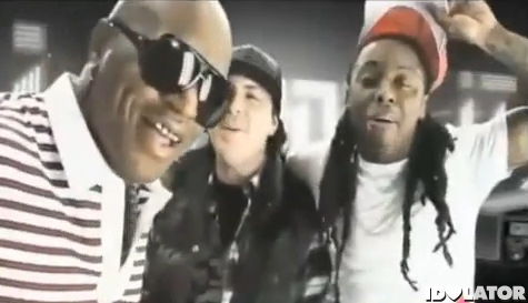 Birdman Kevin Rudolf Lil Wayne I Made It