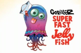 "Ahoy! Have A Listen To New Gorillaz Tune ""Superfast Jellyfish"""