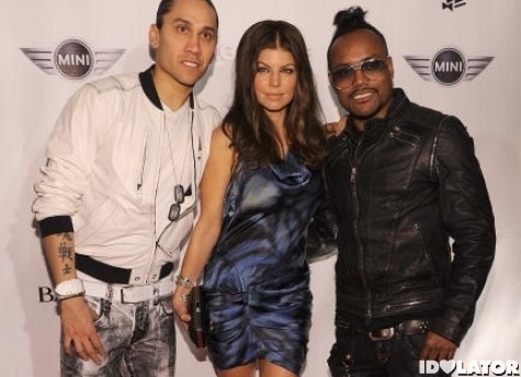 iTunes Black Eyed Peas Fergie will.i.am