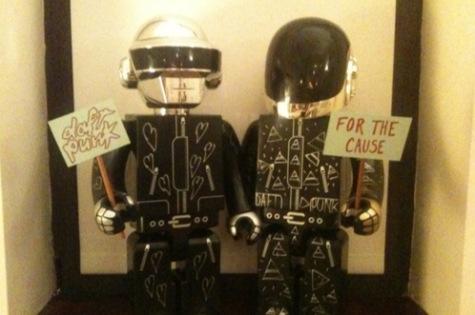 Daft Punk crafts
