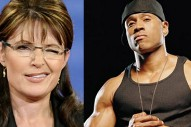"LL Cool J And His ""Fledgling Acting Career"" Do Not Want To Be Associated With Sarah Palin"