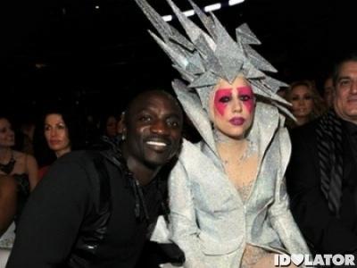 Akon Lady Gaga