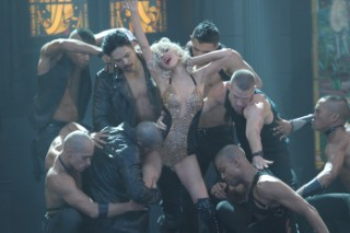 "Christina Aguilera Celebrates S&M In Latest ""Not Myself Tonight"" Fashion Sneak Peak"