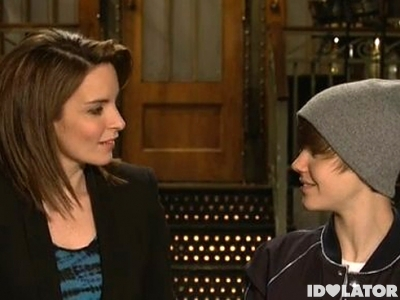 Hulu - Saturday Night Live_ Tina Fey & Justin Bieber Promo
