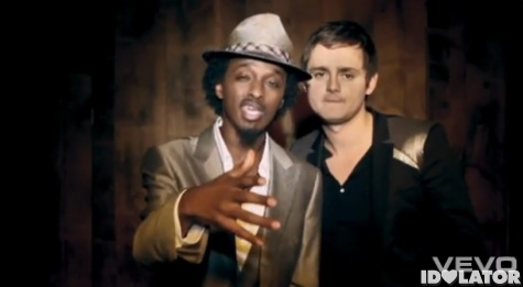 Keane K'Naan Stop For A Minute Night Train