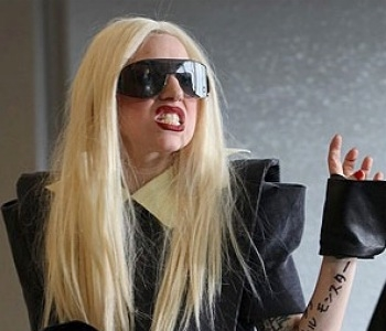 Lady Gaga Japan