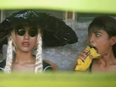 Lady Gaga Telephone Video parody Philippines2