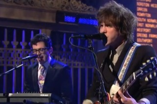 MGMT Offer Up A Too-Tame 'SNL' Performance