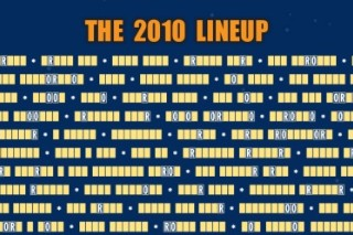We Can Pretty Much Guess The Lollapalooza Headliners Without Buying A Vowel