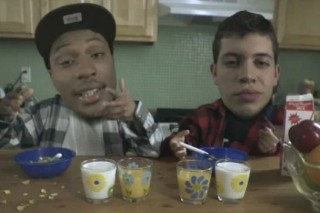 """Chiddy Bang's Heads Blow Up In """"Opposite Of Adults"""" Video"""