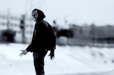 Chris Brown Tyga Deuces music video Los Angeles River