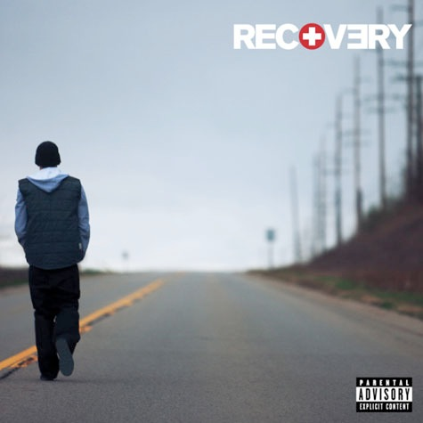 Eminem Recovery 1