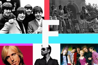 "FRIDAY VIDEO TIME: The Highly Subjective Totally Debatable List Of The Best Songs That Start With The Letter ""F"""