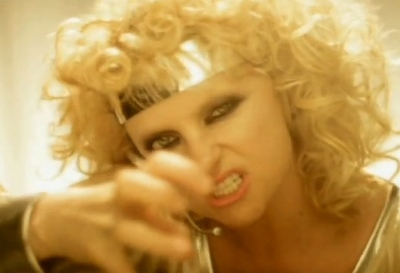Goldfrapp Alive Video