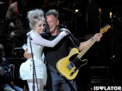Lady Gaga Bruce Springsteen Sting Rainforest Fund Elton John
