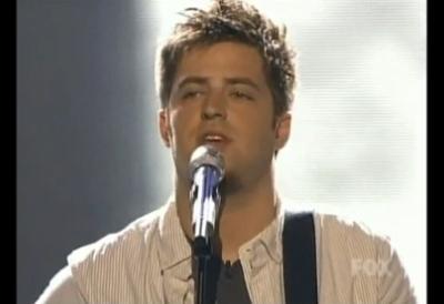 Lee DeWyze American Idol Hallelujah