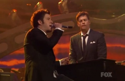 Lee DeWyze American Idol Harry Connick Jr. Frank Sinatra That's Life