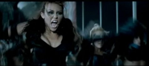 Miley Cyrus Can't Be Tamed video2