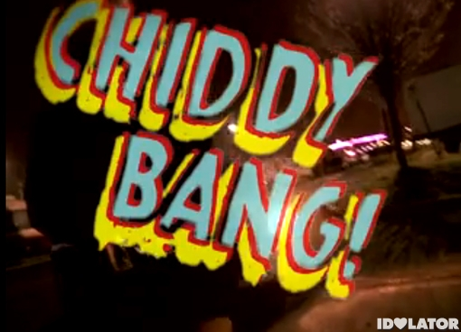 chiddy bang pass out