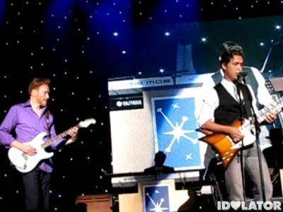 Conan O'Brien Hanson Tulsa Concert
