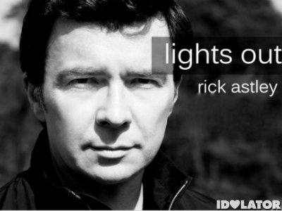 Rick Astley Lights Out