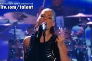 Alicia Keys Sings For Two On 'Britain's Got Talent'