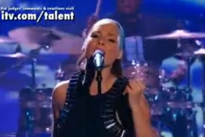 Alicia Keys Britain's Got Talent