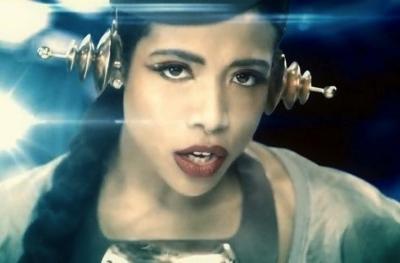 Benny Benassi Kelis Jean-Baptiste Spaceship music video