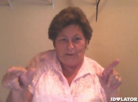 Grandma Justin Bieber Baby