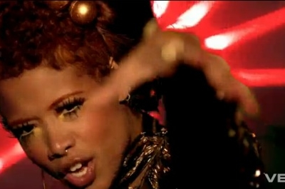 Kelis 4th of July Fireworks music video