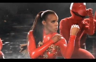 Kelly Rowland Commander music video