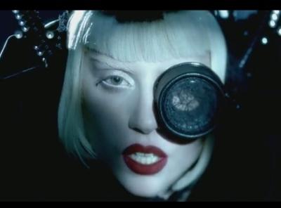 Lady Gaga Alejandro music video